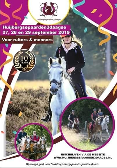 2019 Paarden 3daagse
