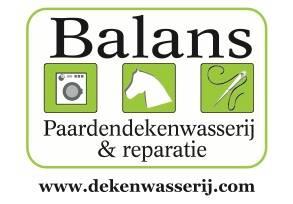 Paardendekenwasserij Balans